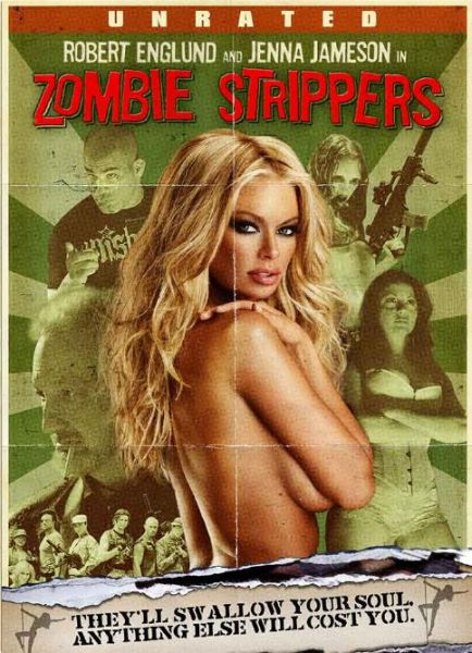 Zombie Strippers 2008 Nude Scenes ANCENSORED